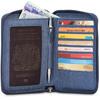 Pacsafe RFIDsafe LX150 portemonnee blauw